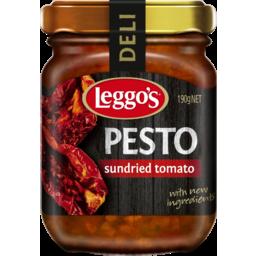 Photo of Leggos Pesto Sundried Tomato 190g