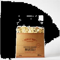 Photo of Muesli - With Buckwheat & Linseed 750g