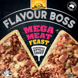 Photo of Mccain Flavour Boss Mega Meat 500g