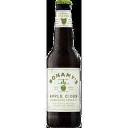 Photo of Bonamy's Apple Cider Bottle 330ml