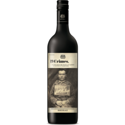 Photo of 19 Crimes Shiraz 750ml