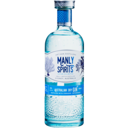 Photo of Manly Spirits Australian Dry Gin