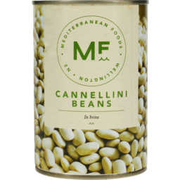 Photo of Mf Cannellini Beans 425ml