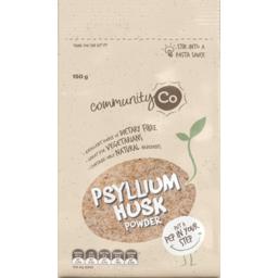 Photo of Community Co Psyllium Husk Powder 150g