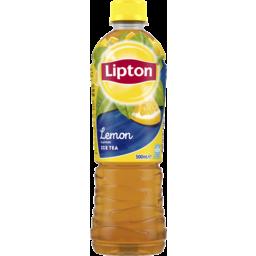 Photo of Lipton Ice Tea Lemon 500ml