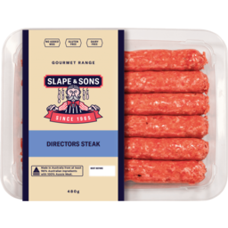 Photo of Directors Steak Sausages 480g