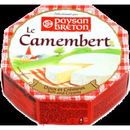 Photo of Paysan Breton Le Camembert 125gm
