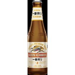 Photo of Kirin Ichiban Bottle
