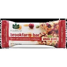 Photo of B/Farm Bar Cran/Macadamia 35g