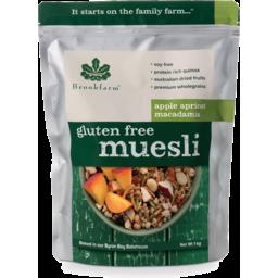 Photo of Brookfarm Muesli Gluten Free 1kg