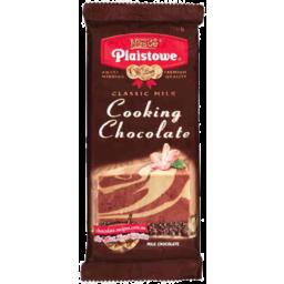 Photo of Nestle Plaistowe Milk Cooking Chocolate 200g