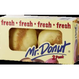 Photo of Mr Donut Banana Custard 2pk