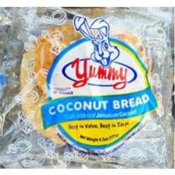 Photo of Yummy Coconut Bread