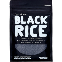 Photo of Forbidden Rice - Black