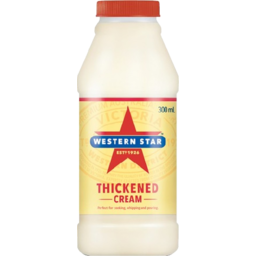 Photo of Western Star Cream Thickened 300ml
