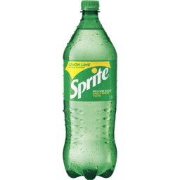 Photo of Sprite Lemonade Soft Drink 1.25l