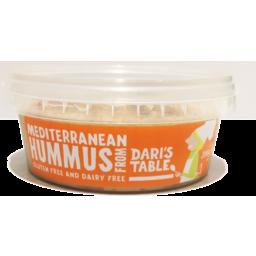 Photo of Dari Hummus Mediterranean 200g