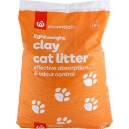 Photo of Homebrand Cat Litter 15L
