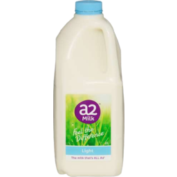 Photo of A2 Milk Light (2L)