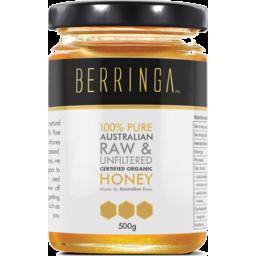 Photo of Berringa Organic Raw Honey