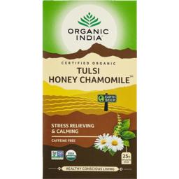 Photo of Tulsi - Honey Chamomile [25]