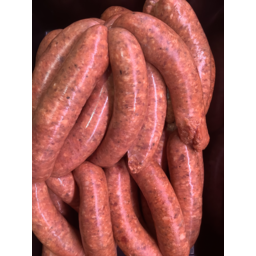 Photo of MT PLEASANT MERLOT & PEPPER SAUSAGES approx 100g each