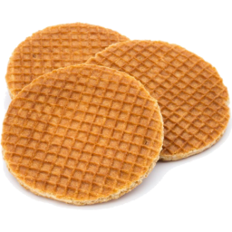 Photo of Coreco Syrup Wafers 125g