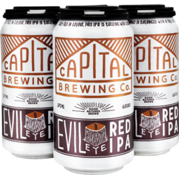 Photo of Capital Brewing Evil Eye Red Ipa