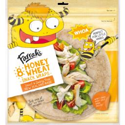 Photo of Farrah's Kid's Honey Wheat Wraps 8 Piece