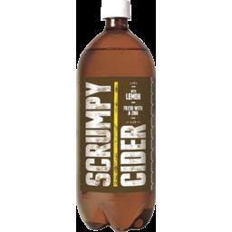Photo of Scrumpy Lemon Cider 1250ml Single Bottle