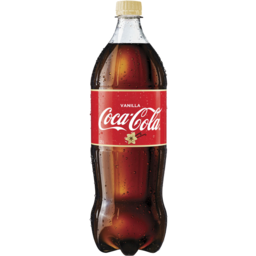 Photo of Coca Cola Vanilla Bottle