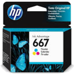 Photo of Ink Hp 667 Tri-Color