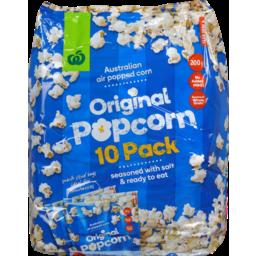 Photo of WW Popcorn Original 10 Pack