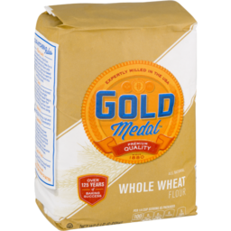 Photo of Gold Medal All Natural Whole Wheat Flour