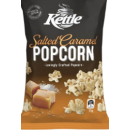 Photo of Kettle Popcorn Salted Caramel 25gm