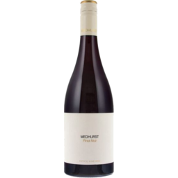 Photo of Medhurst Estate Pinot Noir