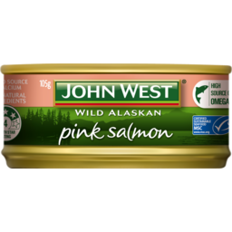 Photo of John West Salmon Pink 105g