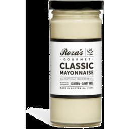 Photo of Rozas Classic Mayonnaise 240ml