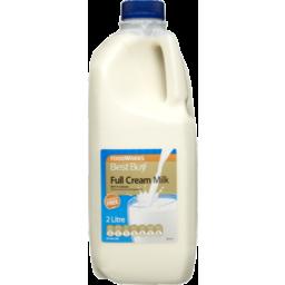 Photo of Best Buy Full Cream Milk 2l Bt