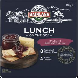 Photo of Mainland Cheese & Crackers 110g