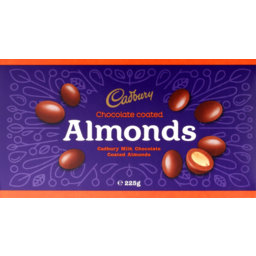 Photo of Cadbury Almond Scorched 225gm