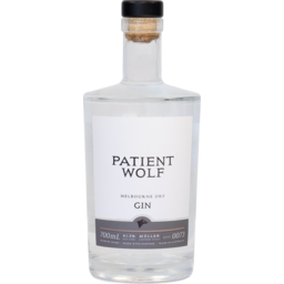 Photo of Patient Wolf Gin