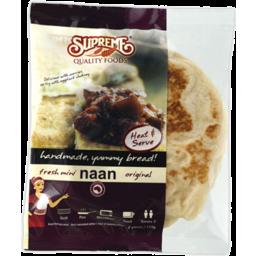Photo of Supreme Naan Mini 125g