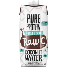 Photo of Raw C Coconut Water W/Protein 330ml