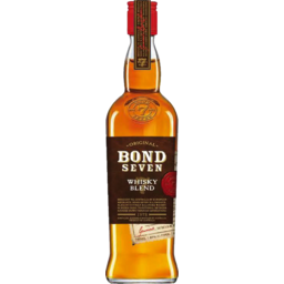 Photo of Bond Seven Whisky 700ml