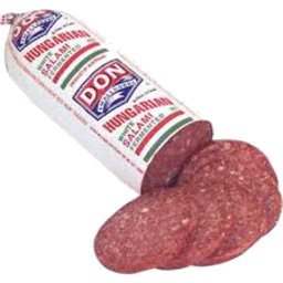 Photo of Dons White Hungarian Salami