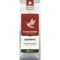 Photo of Hummingbird Coffee Bean Oomph 200g