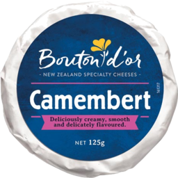 Photo of Bouton D'or Cheese Camembert 125g