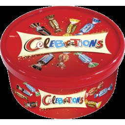 Photo of Celebrations Chocolates Tub 692g