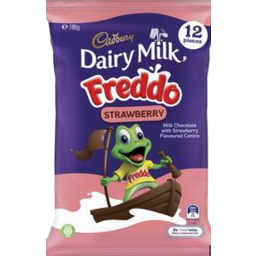 Photo of Cadbury Freddo Strawberry Sharepack 180g